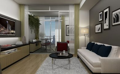Siamese Surawong – 1 bedroom